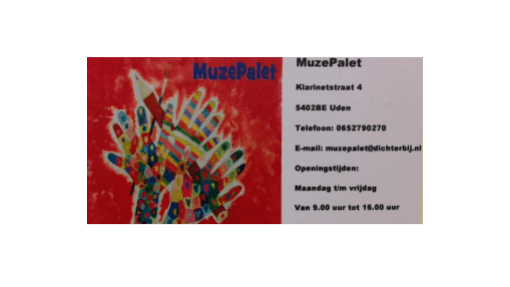 MuzePalet